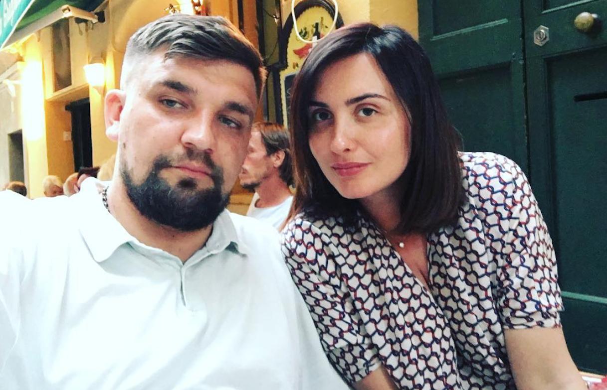 свидомые баста с женой супругой фото время