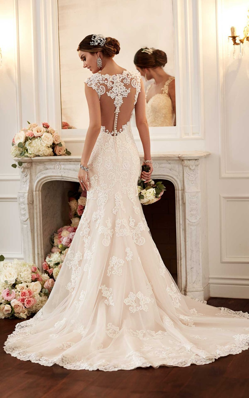 Красивые свадебное платья