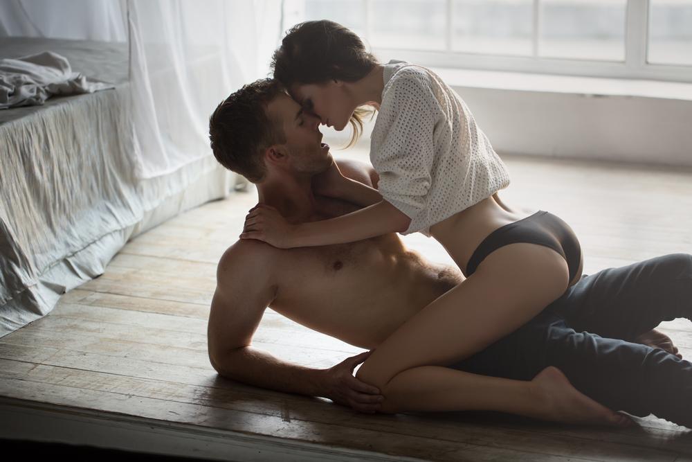 фото сексуальные девушка и парень