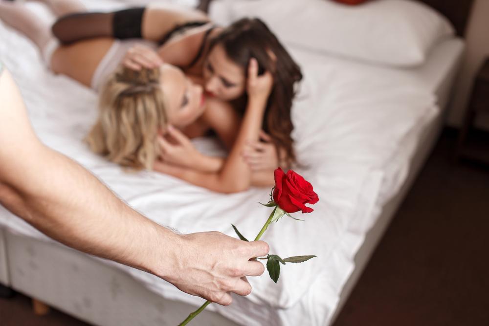Секс втр оем за и против