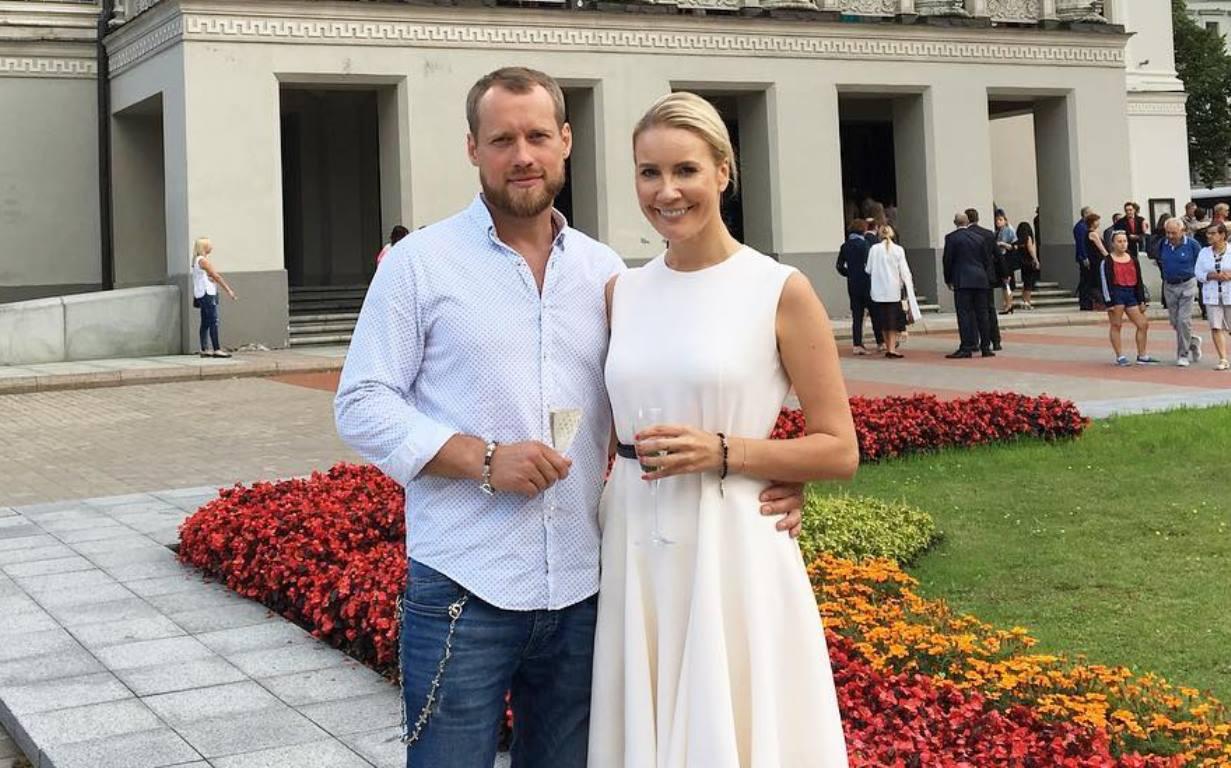 Кто муж елены летучей фото со свадьбы