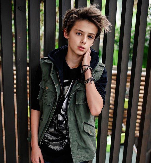 Самый красивый мальчик в мире 10