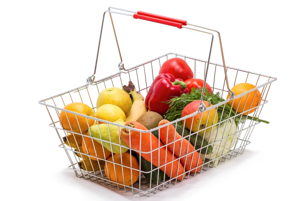 продукты с клетчаткой список для похудения