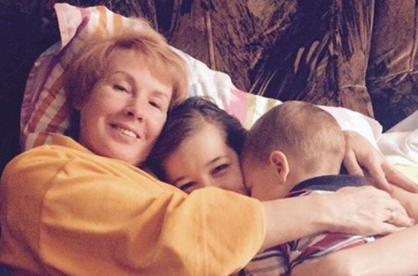 Любовь матери к сыну домашнее видео фото 329-813