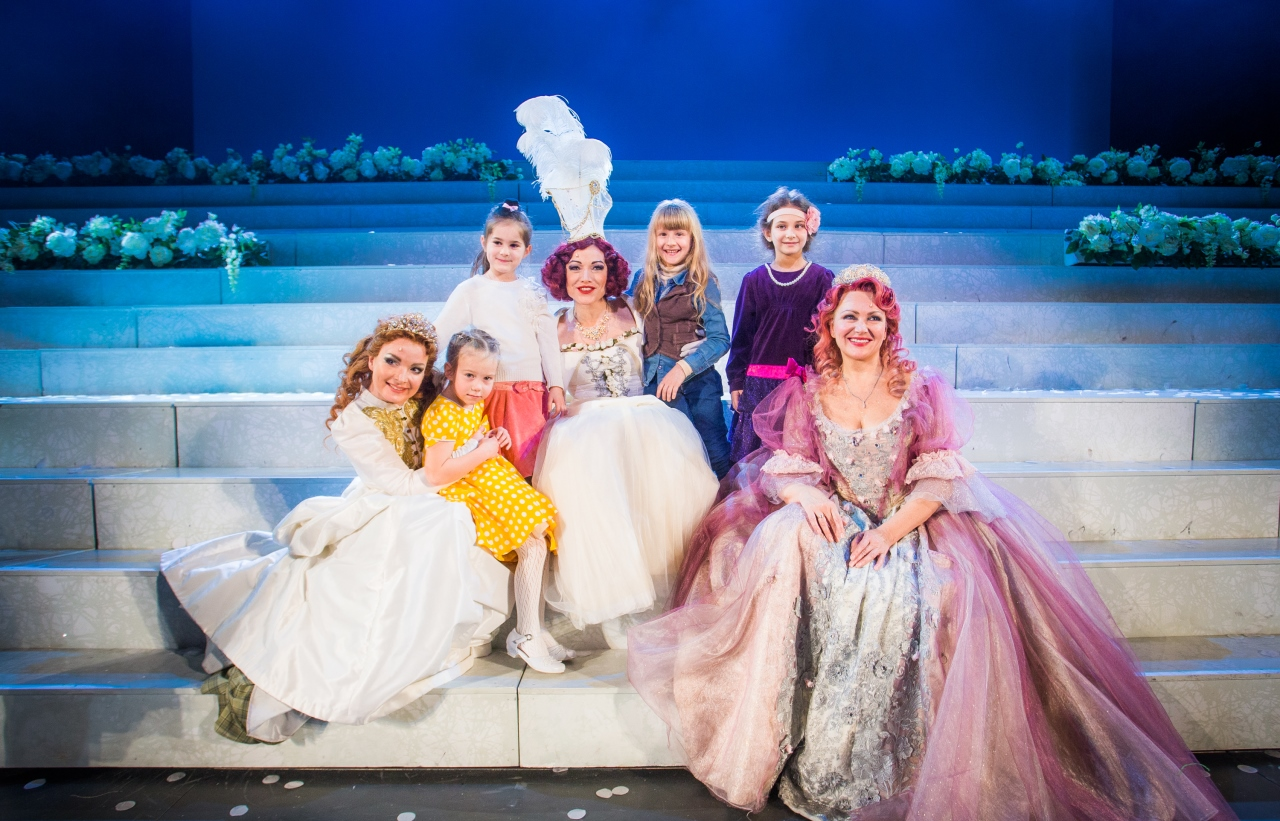 cinderella the musical The classic romantic story of cinderella has a timeless appeal and its musical adaptation is being loved by children and adults alike so get your hands on cinderella musical tickets to catch it live in theater.