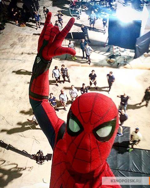 Тони Старк появляется впервом трейлере нового «Человека-паука»