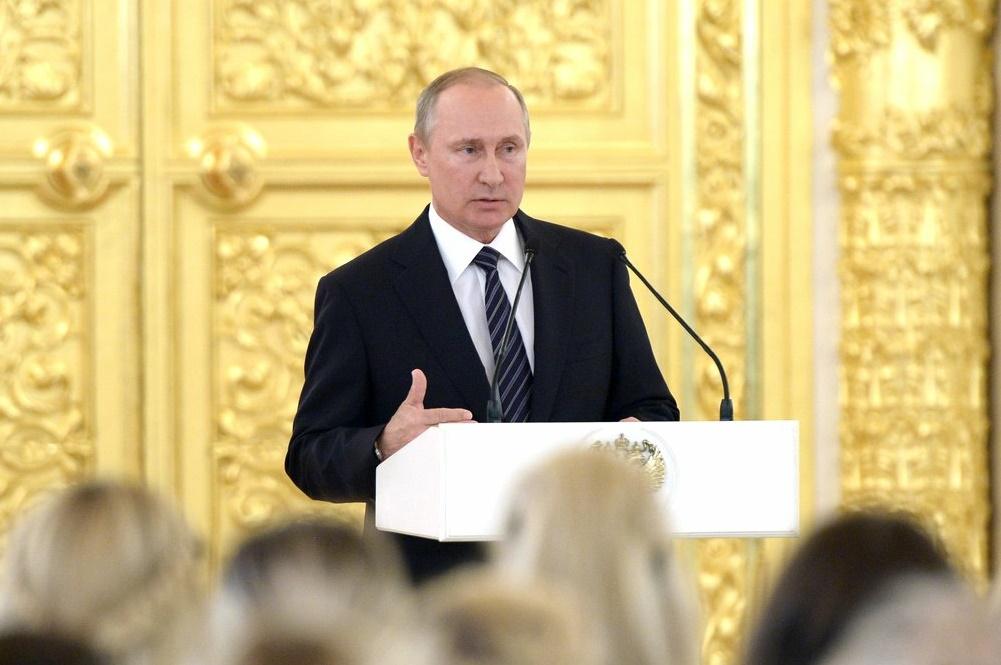 Forbes назвал В.Путина самым влиятельным вмире: онполучает, что желает