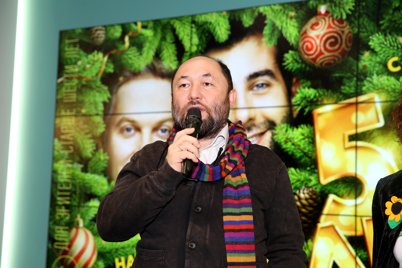 Ургант иСветлаков представили в столицеРФ фильм «Елки 5»