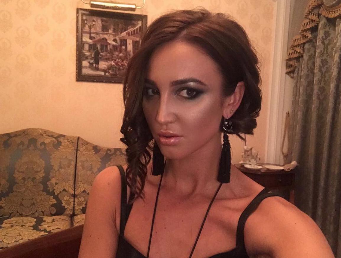 Ольга Бузова получила первую награду эстрадной певицы