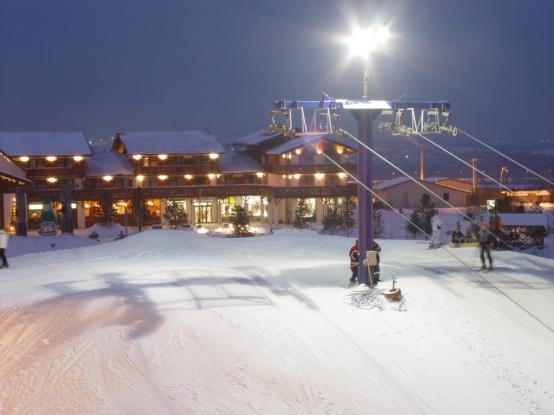 29c00f2161c8 Где кататься на сноуборде и горных лыжах в Москве и Подмосковье   WMJ.ru