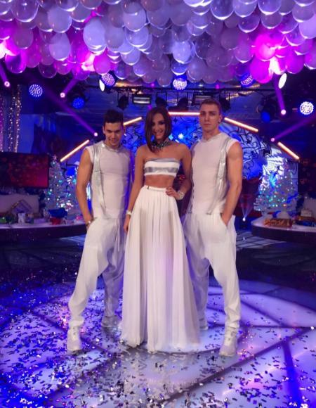 Ольга Бузова потеряла сознание впроцессе съемок новогоднего шоу «Дома-2»