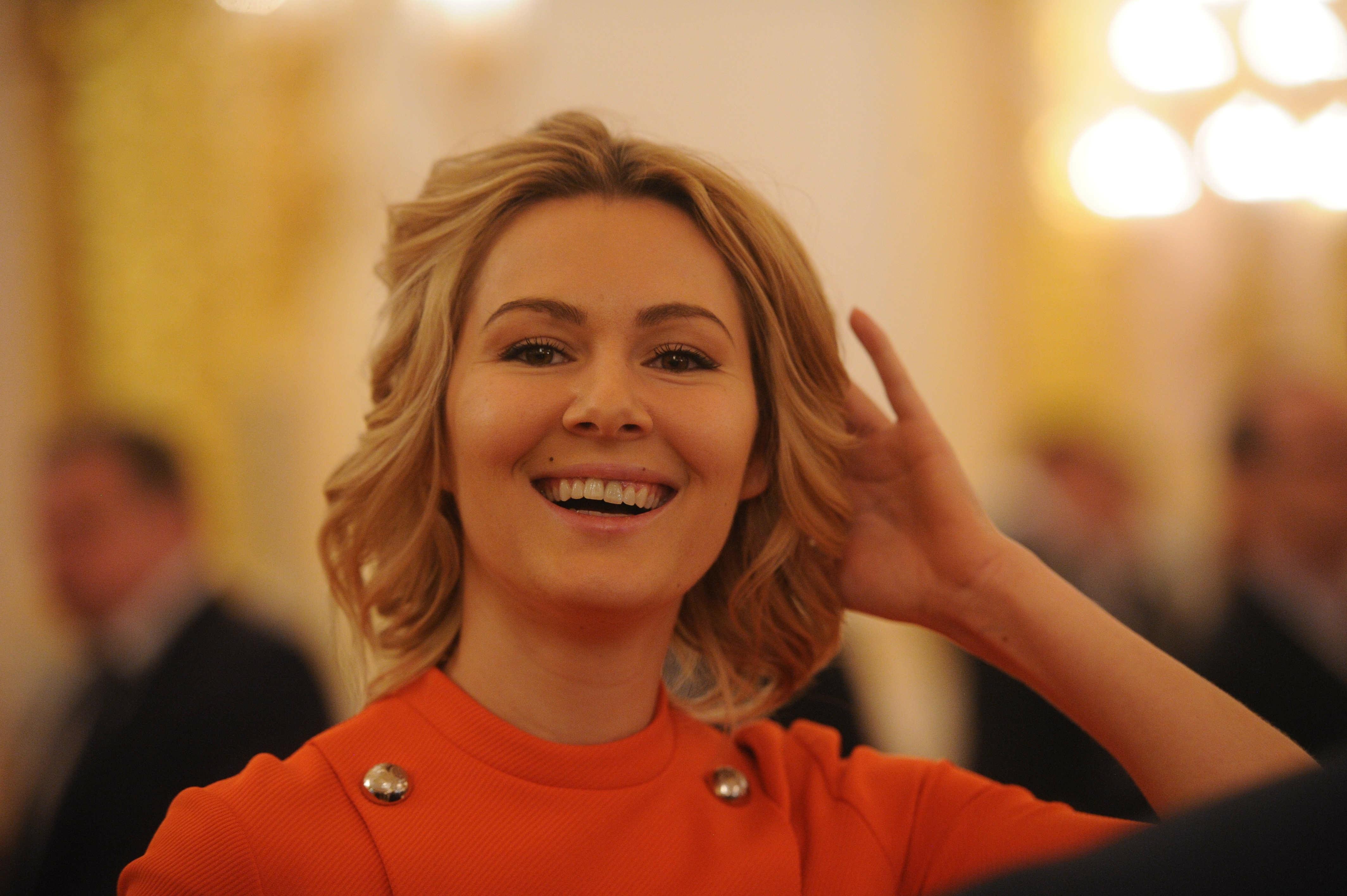Артистка Мария Кожевникова представила мужа общественности