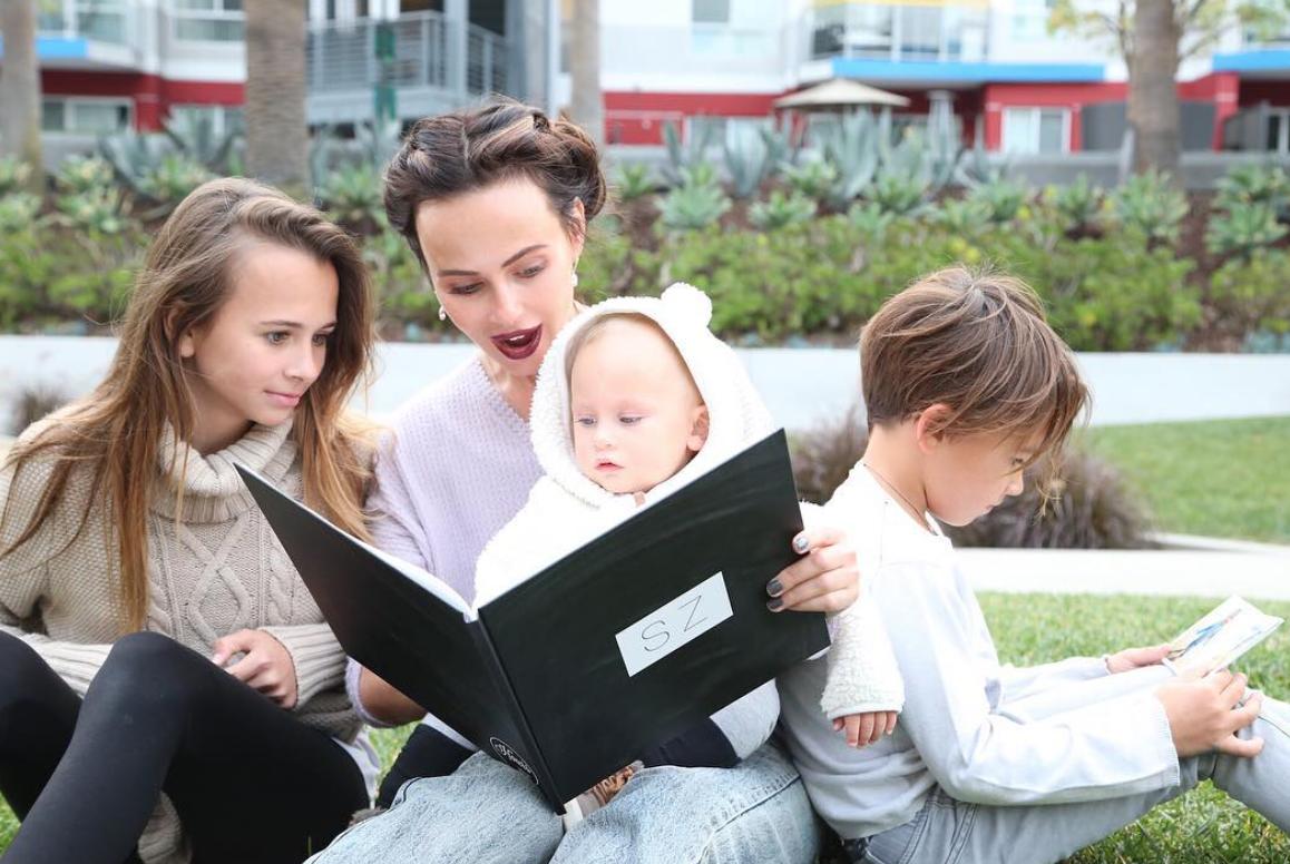 Трое детей имуж-диджей: как сложилась участь звезды нулевых Саши Зверевой