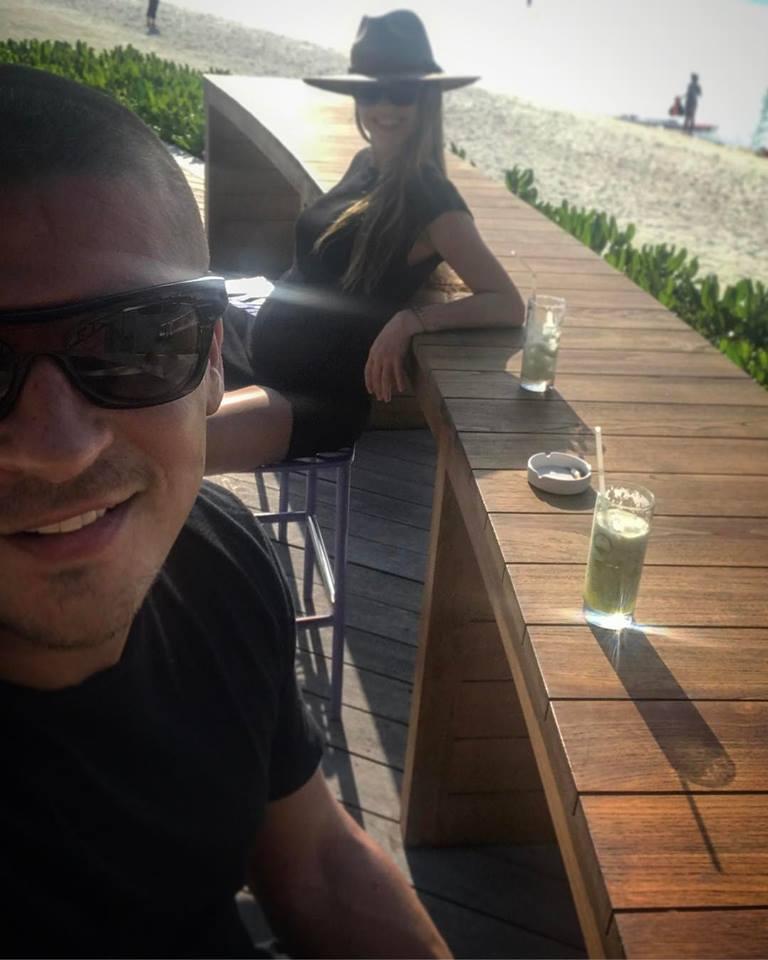 Супруга фронтмена Therr Maitz Антона Беляева ожидает ребенка