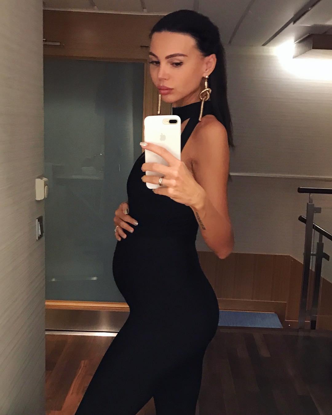 Оксана Самойлова биография модели фото рост и вес