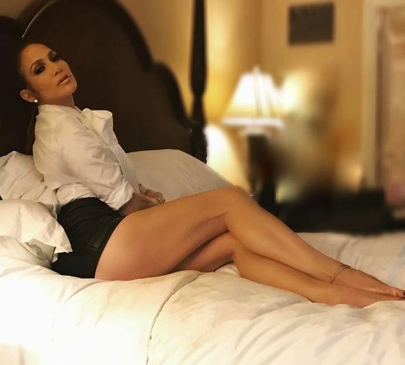 Секс дженифер лопесом