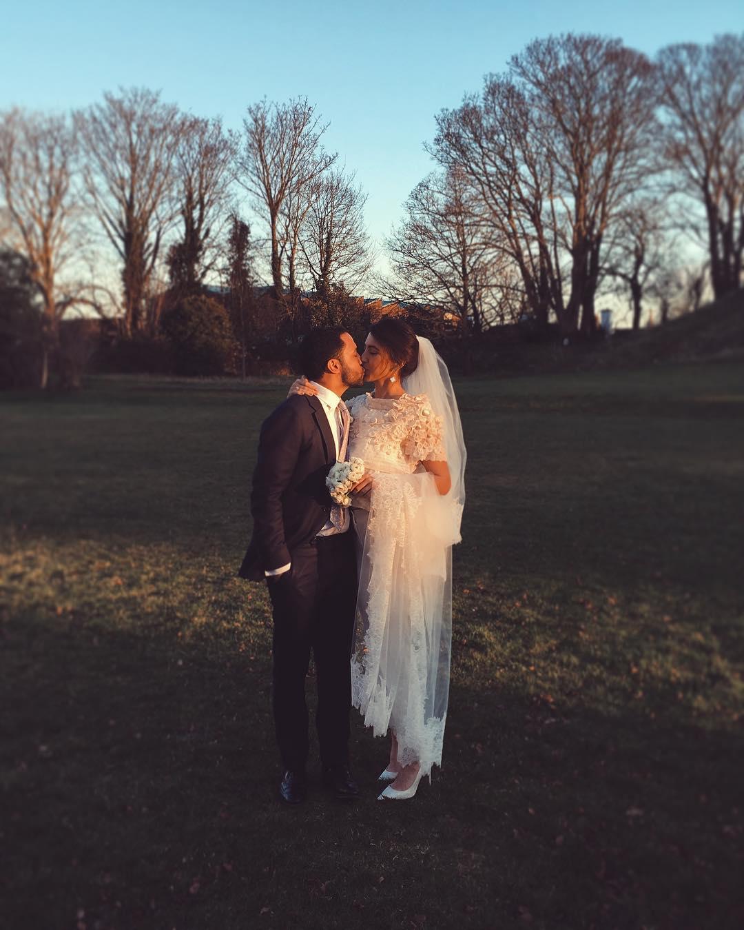 Дочь Валерия Меладзе отказалась отплатья вдень собственной свадьбы