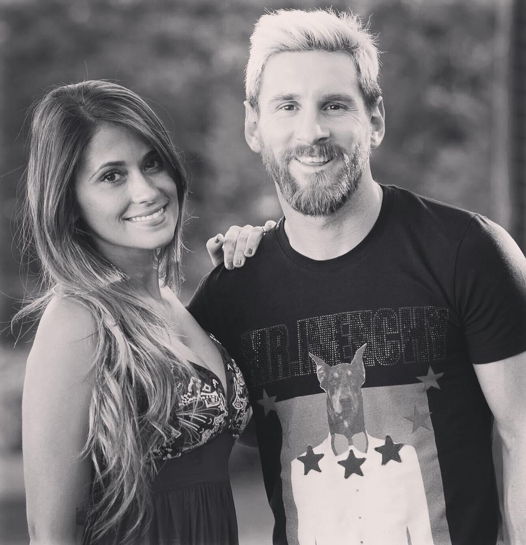 Футболист «Барселоны» Месси женится 24июня 2017-ого
