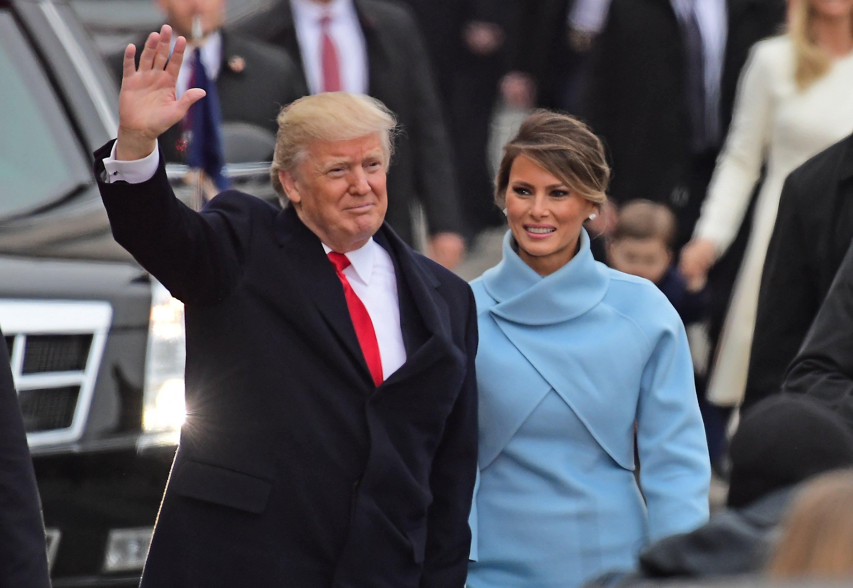 Мелания Трамп переедет вБелый дом летом