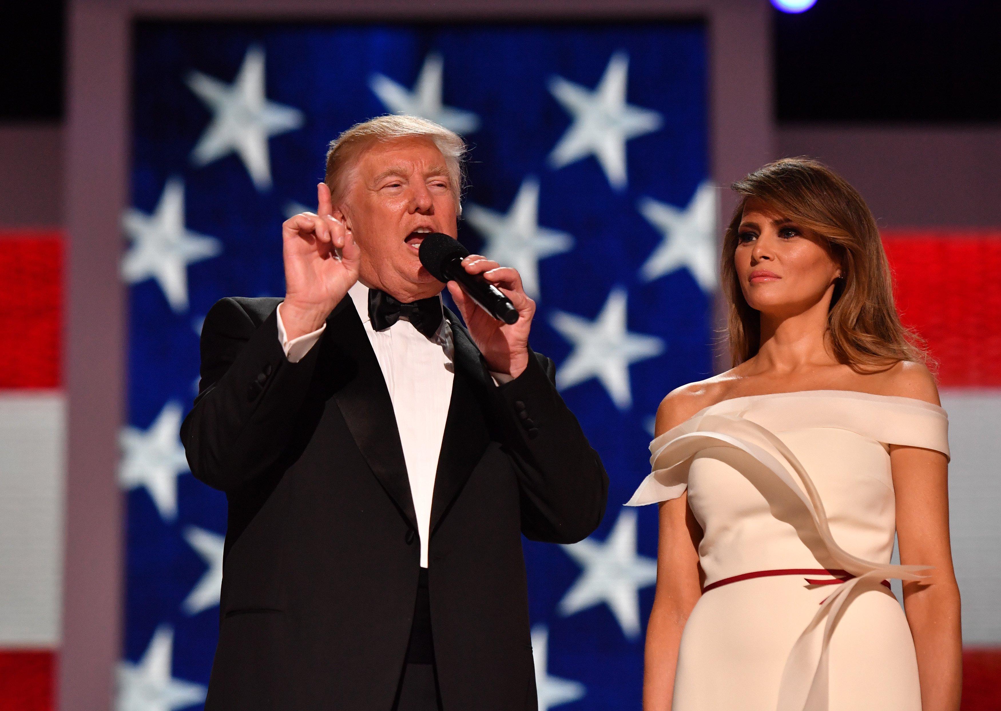 Супруга Трампа переедет вБелый дом вначале лета