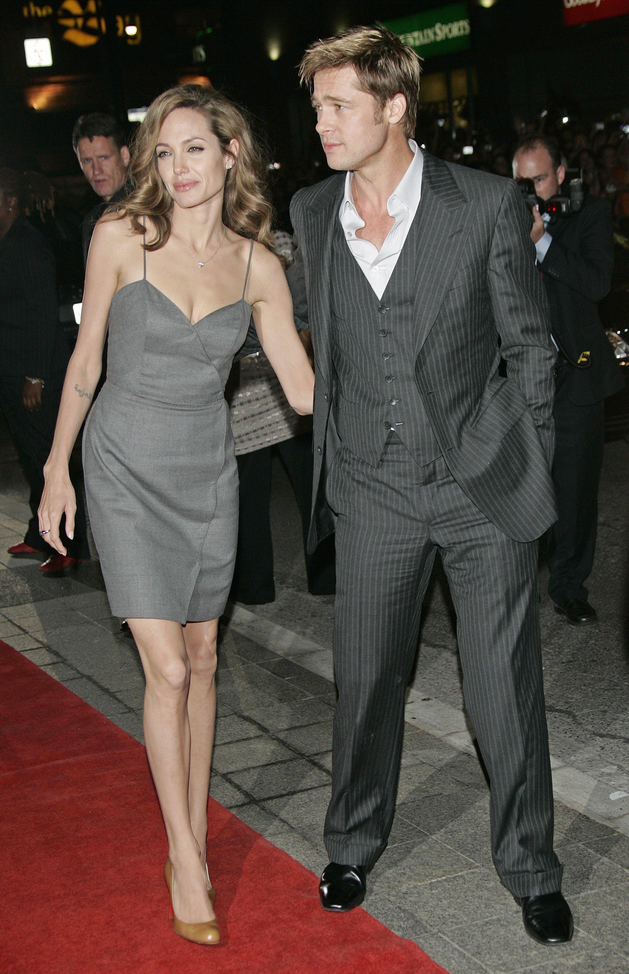 Было — стало: как изменилась Анджелина Джоли внешне и ... анджелина джоли сейчас