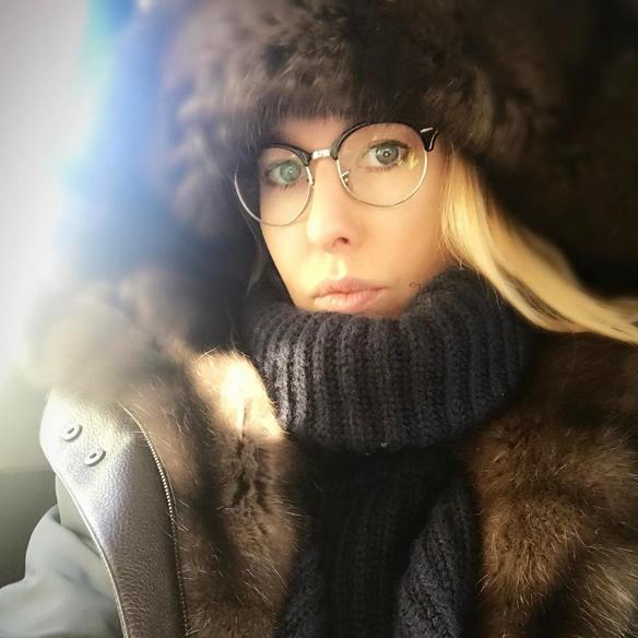 Ксения Собчак записалась в спортзал после родов