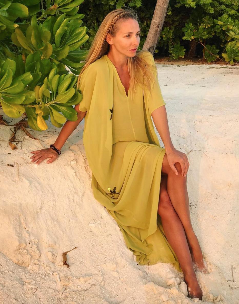 Татьяна Навка призналась в симпатии Дмитрию Пескову в социальная сеть Instagram