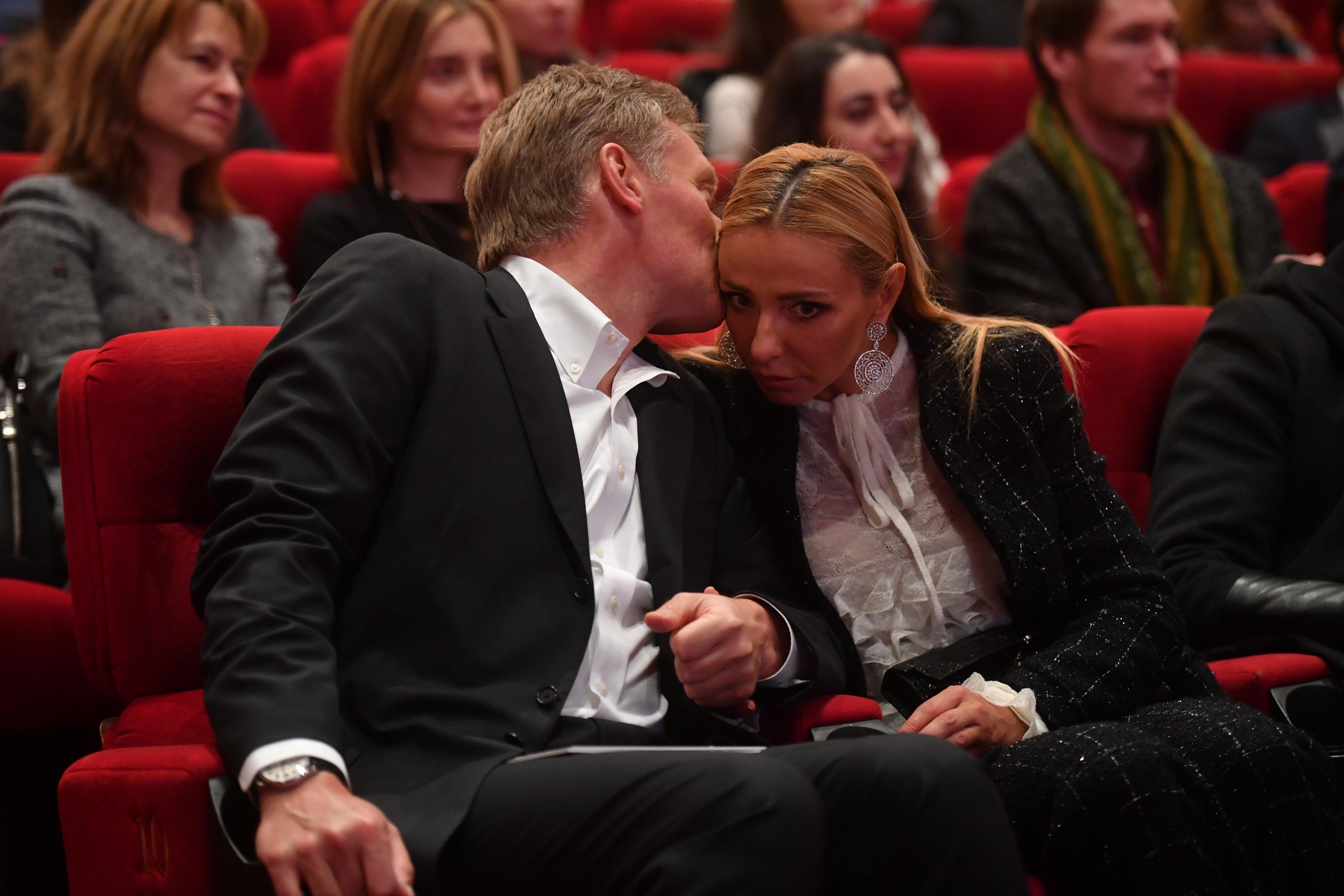 Татьяна Навка показала трогательное фото сДмитрием Песковым