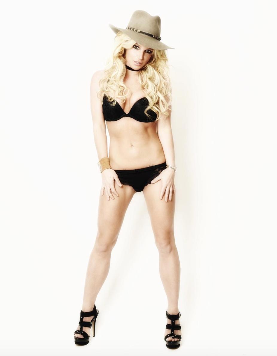 Новое фото голой Бритни Спирс возбудило весь социальная сеть Instagram