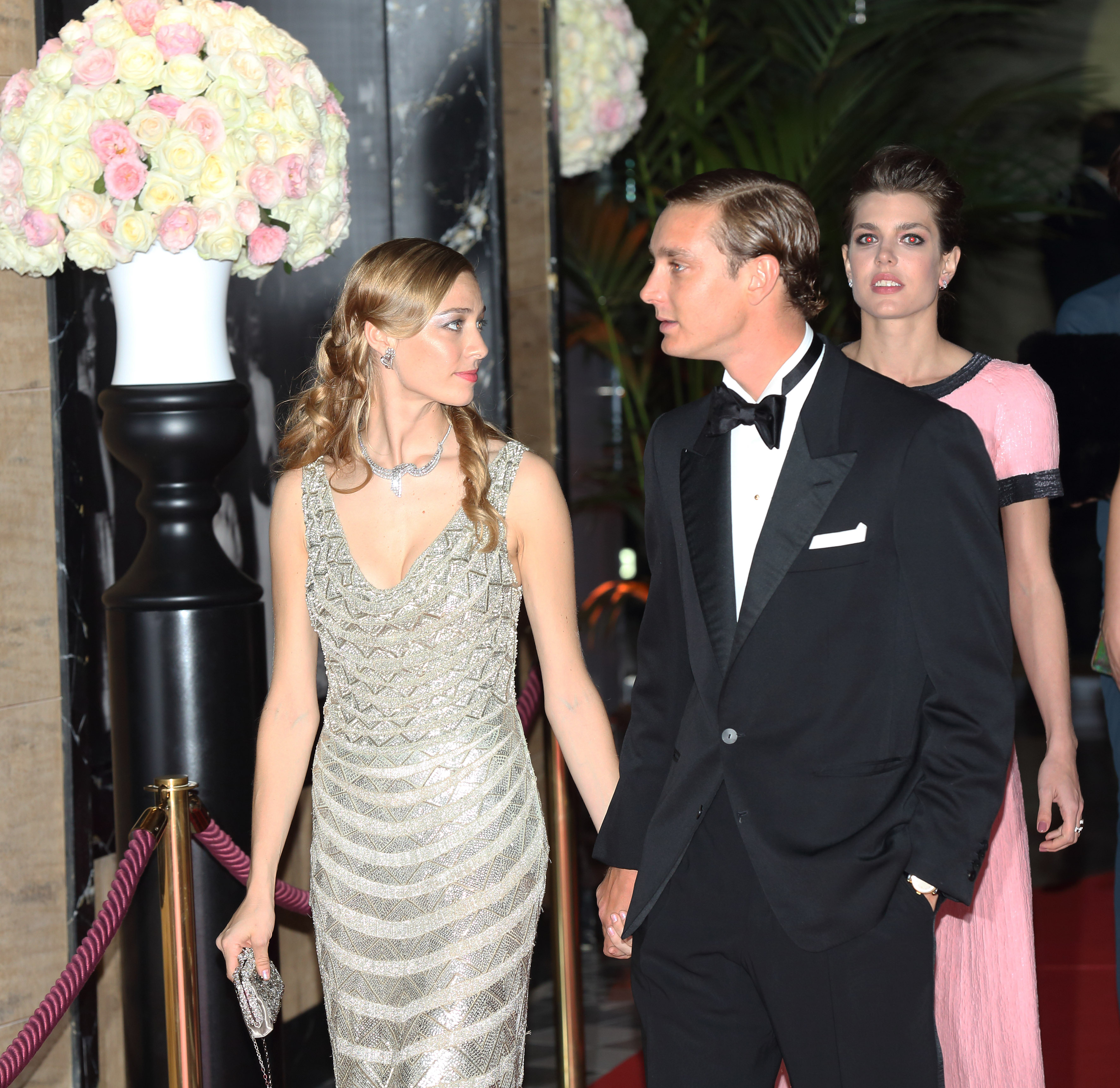 Принцесса Монако стала мамой впервый раз