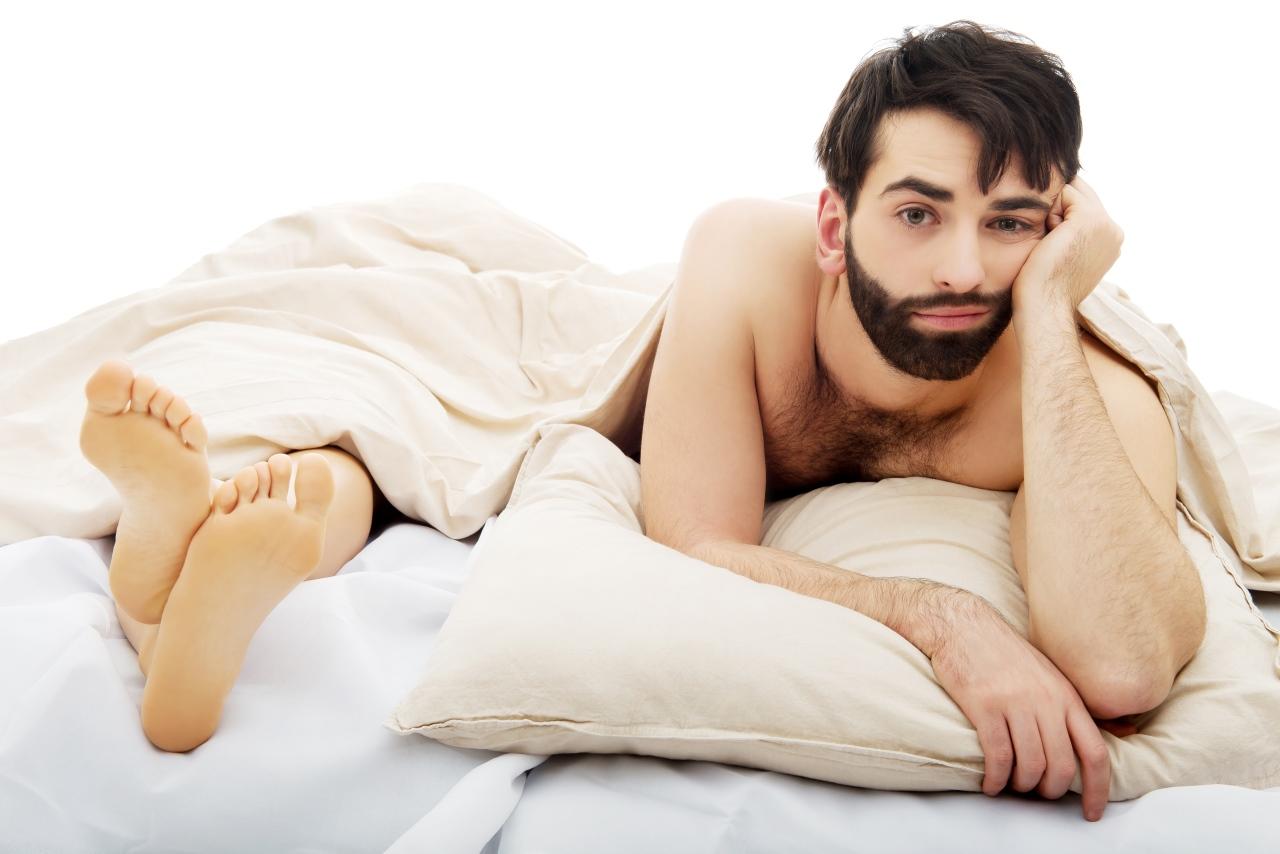 С чего у вас начинается секс