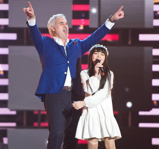 11-летняя девочка восхитила жюри шоу «Голос Дети» своим талантливым выступлением