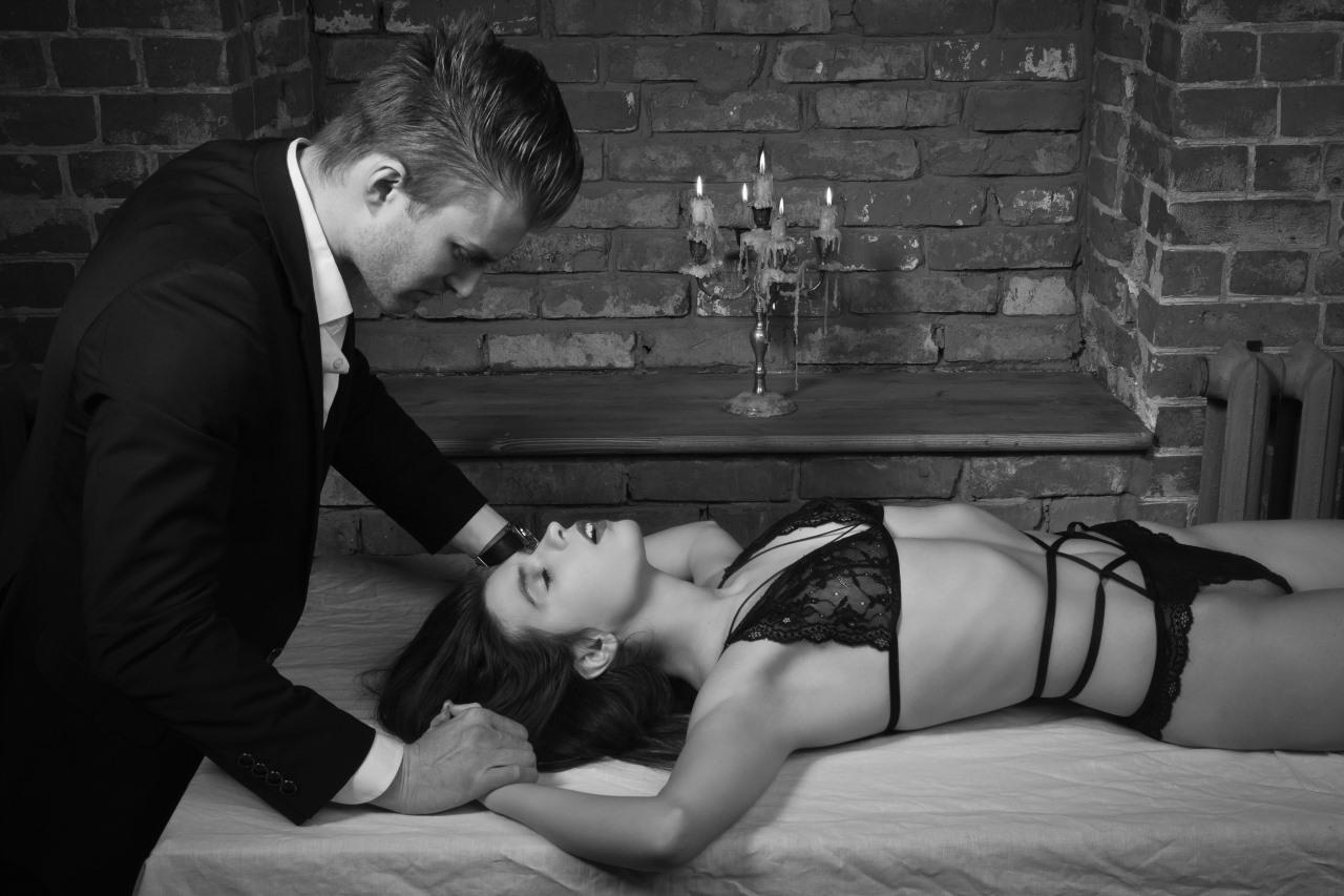 Роль в сексе подчинение