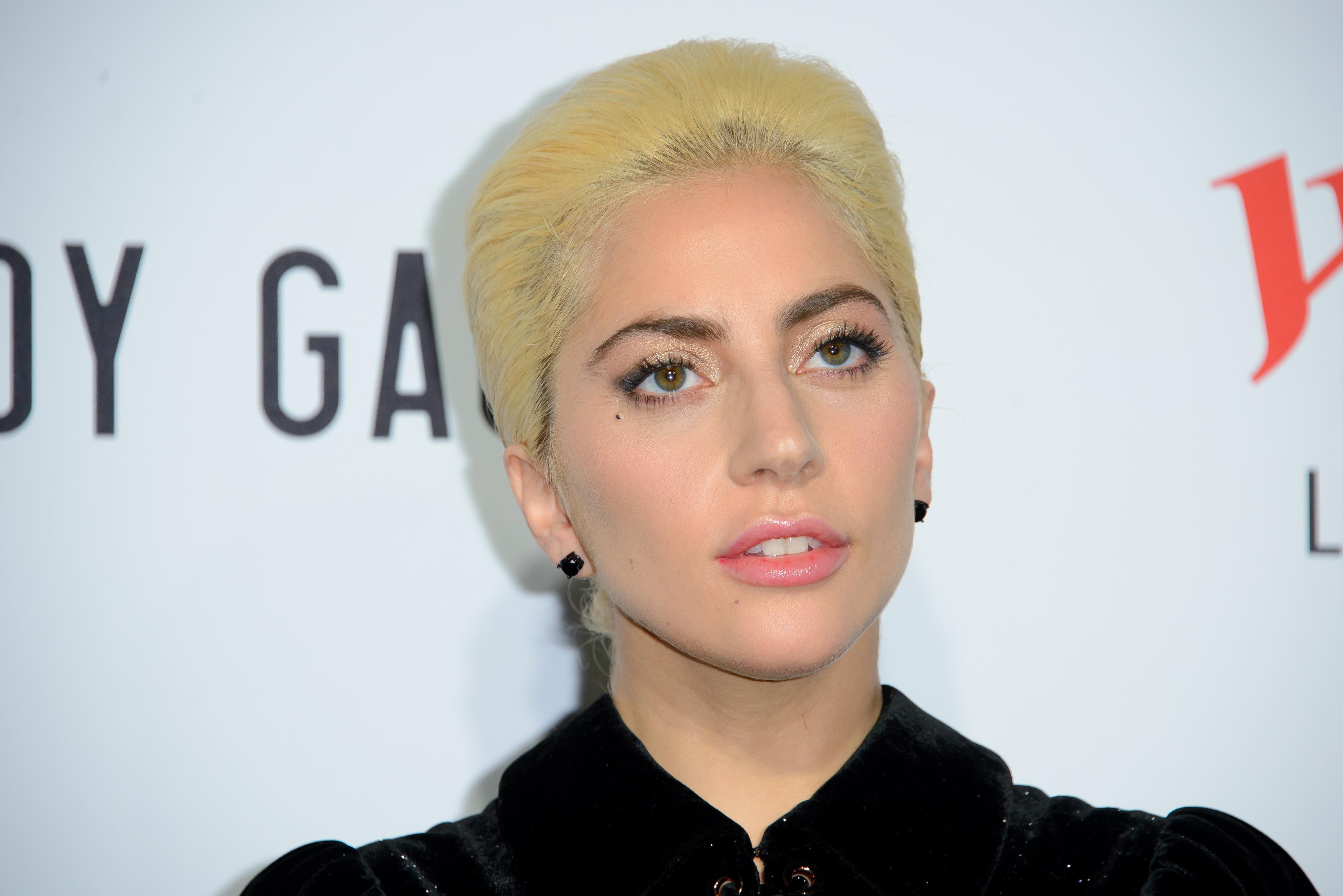 Леди Гага представила украшения отTiffany