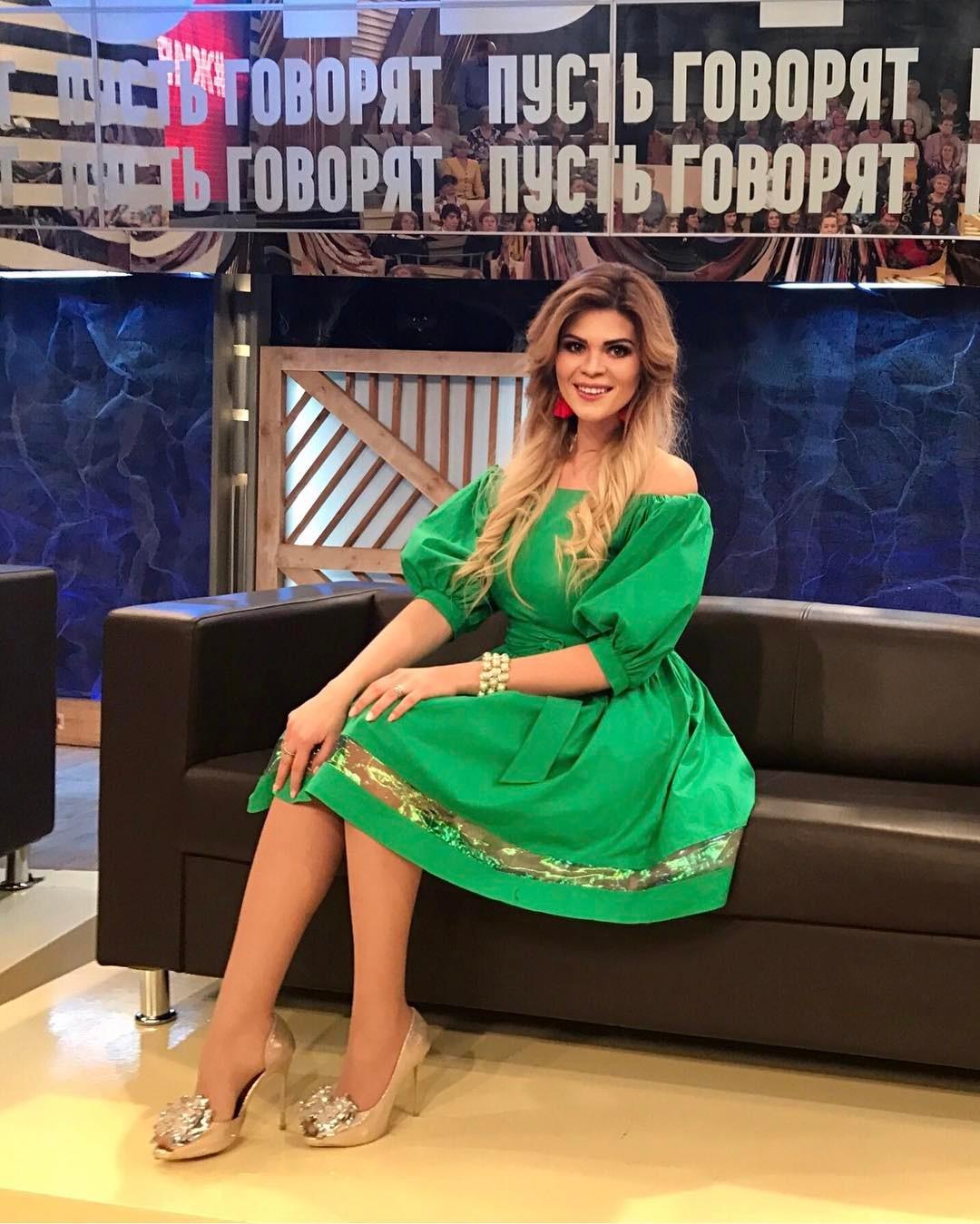 Наталья Бочарникова особенно похудела