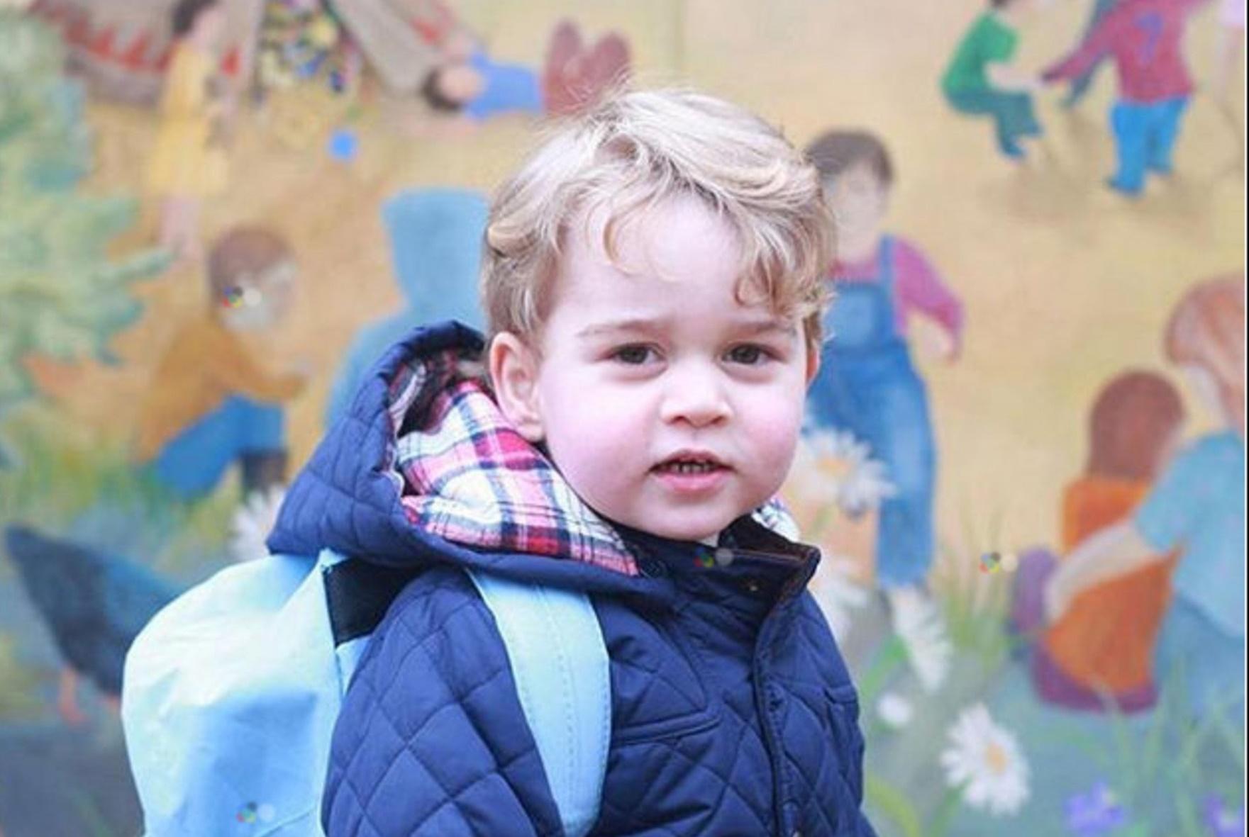 Принц Георг ипринцесса Шарлотта выдадут замуж тетю Пиппу