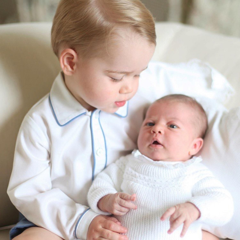 Джордж иШарлотта станут пажом иподружкой невесты насвадьбе Пиппы Миддлтон