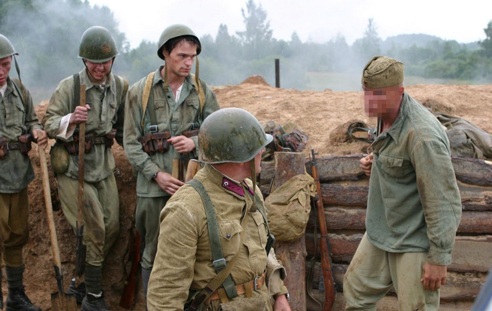 Новые российские фильмы военных лет