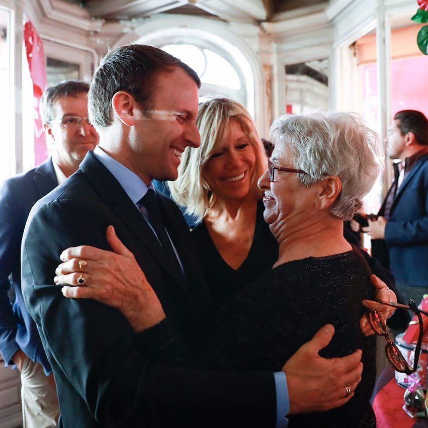 Супруга Макрона будет самой своеобразной хозяйкой Елисеевского замка вистории Франции