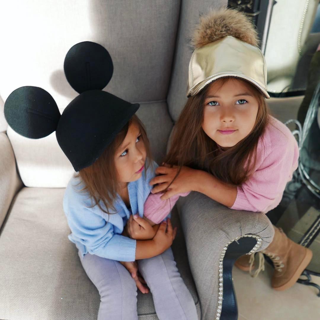 Дети российских звезд 2018 фото