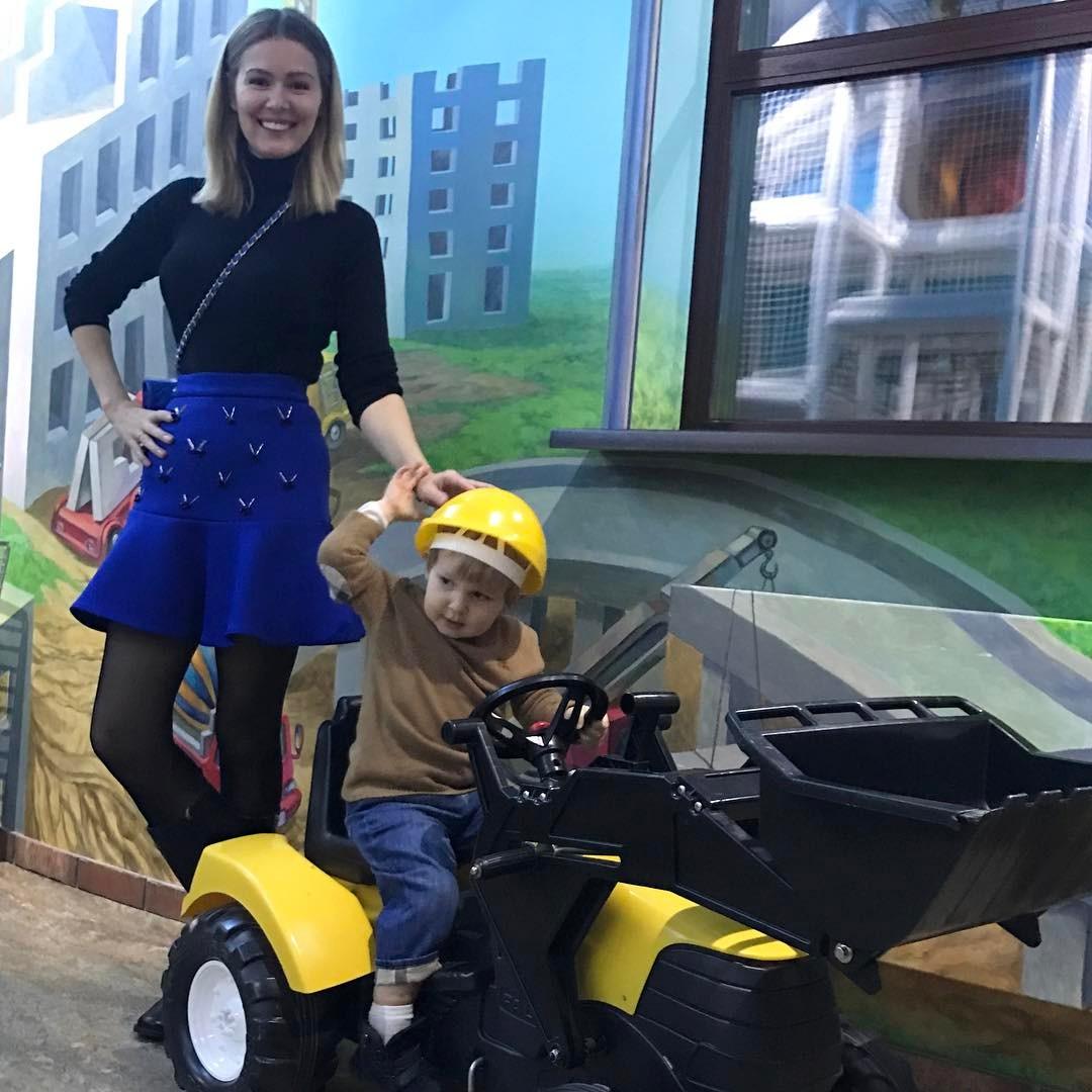 Мария Кожевникова беременна в 3-й раз