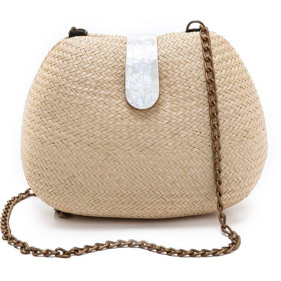 ccb4e016d642 Тренд сезона — плетеные сумки  носим в городе, на курорте и в светской  тусовке   WMJ.ru