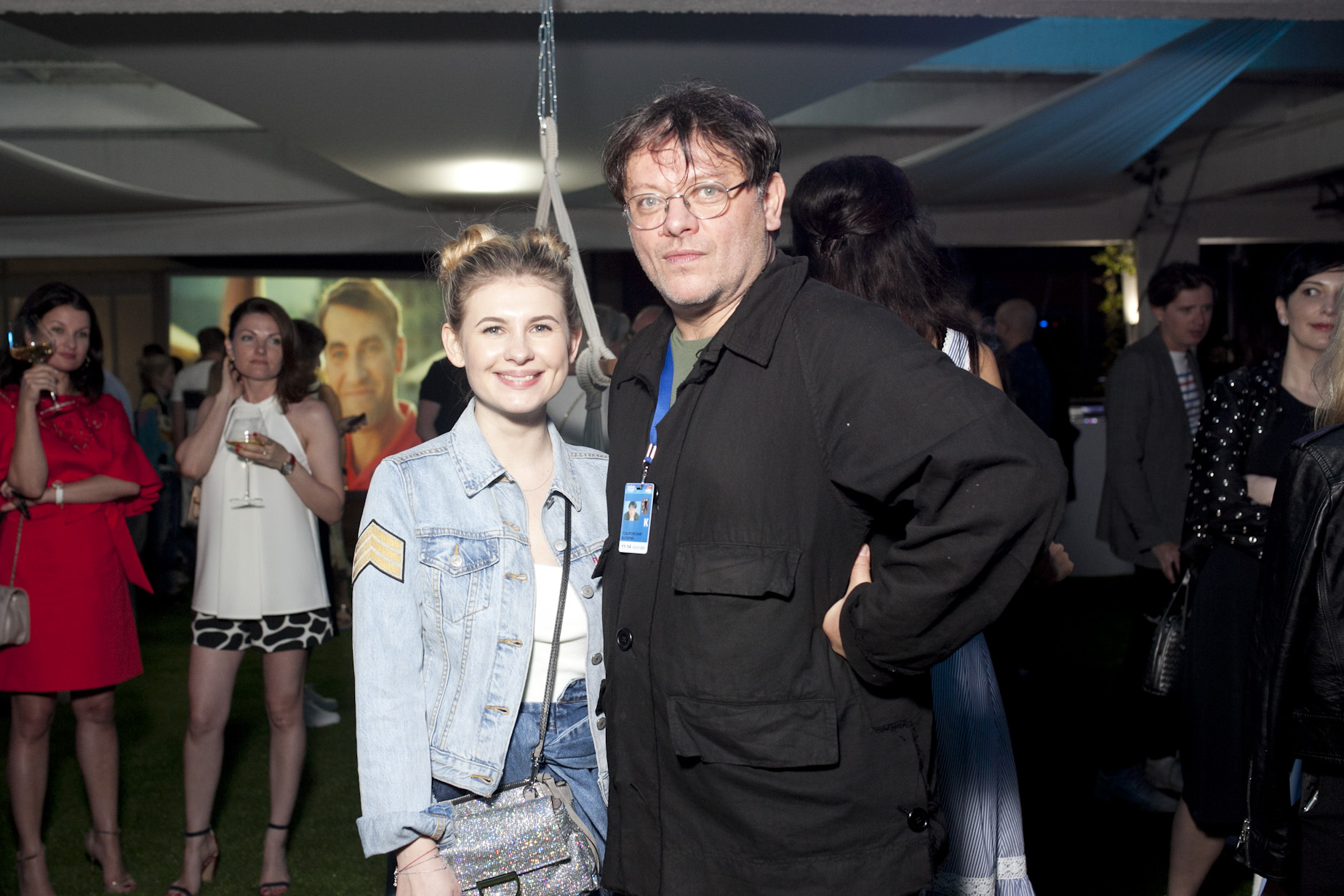 Федор Бондарчук иПаулина Андреева ночью приехали на«Кинотавр»