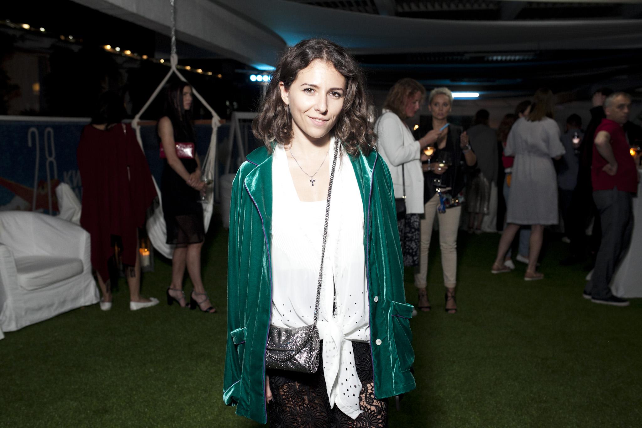Паулину Андрееву признали самой красивой италантливой артисткой «Кинотавра»
