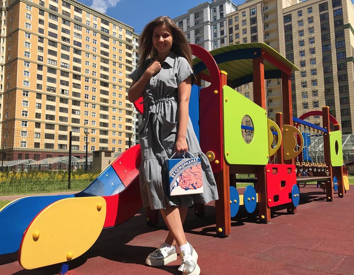 Юлия Топольницкая похвасталась большой грудью