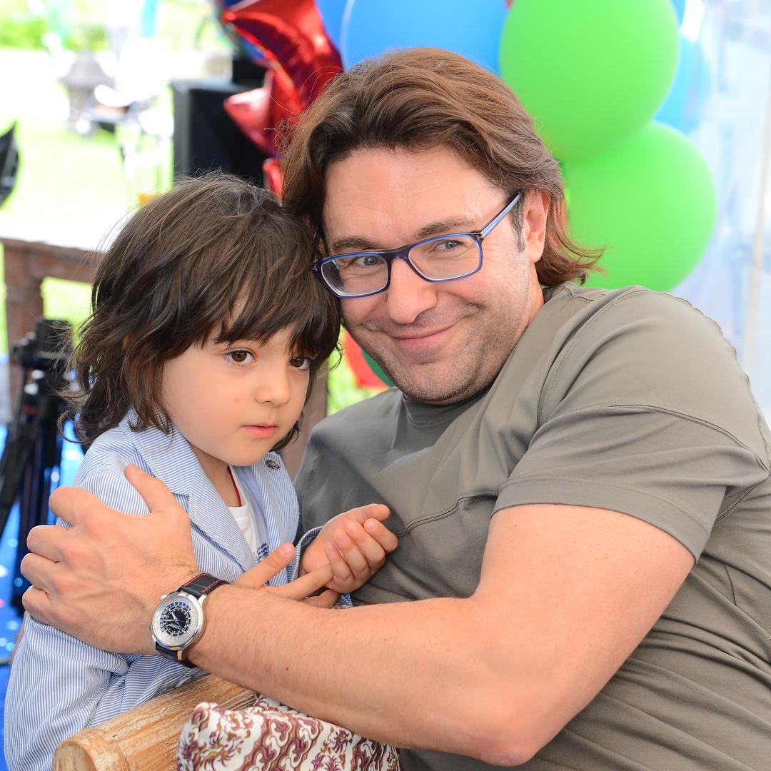 Киркоров и его ребенок фото 2018