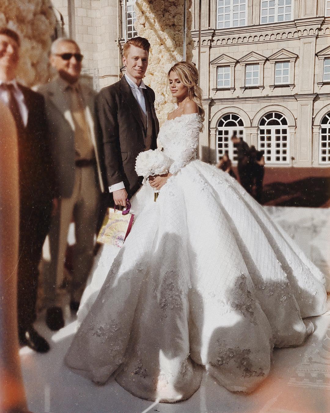 Свадьба преснякова сына