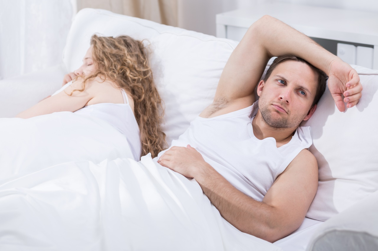 Признаки по которым мужчине не хватает секса