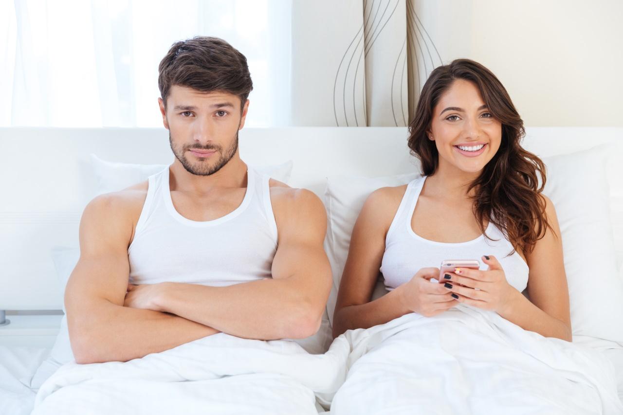 Как понять что девушке не хватает секса