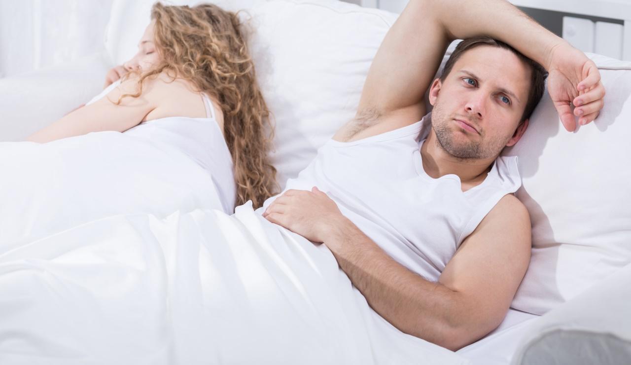 Во время секса накрывает